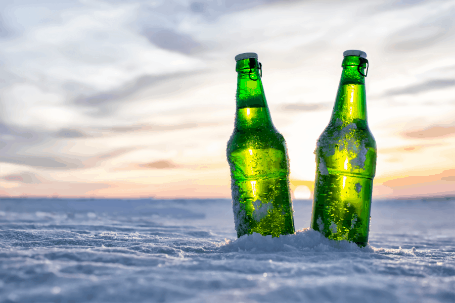 Does beer need to be chilled after brewing?