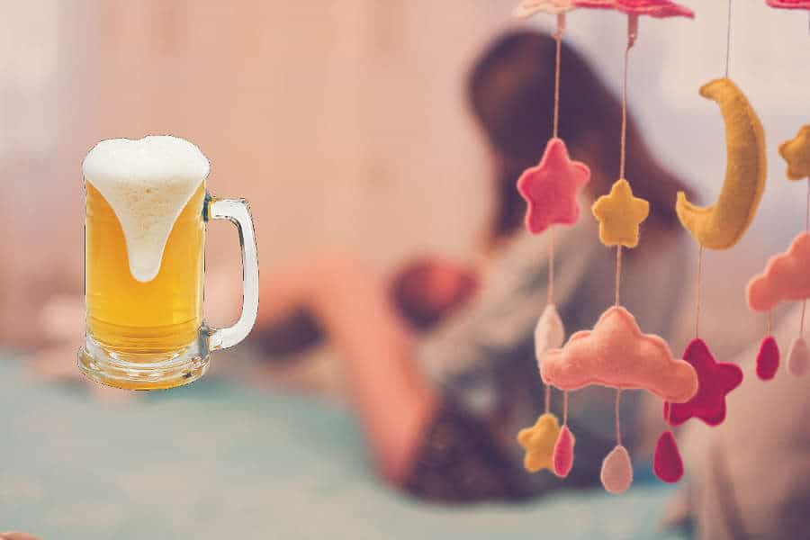 I'm breastfeeding, what homemade beers can I drink?
