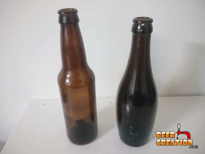 What bottles to choose for your homebrew beer? Standard or Belgian beer